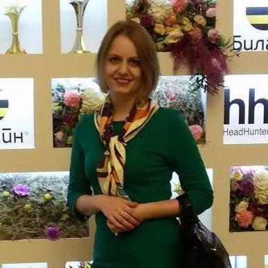 Марина Извекова