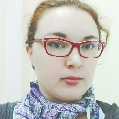 Анастасия Нелюбина
